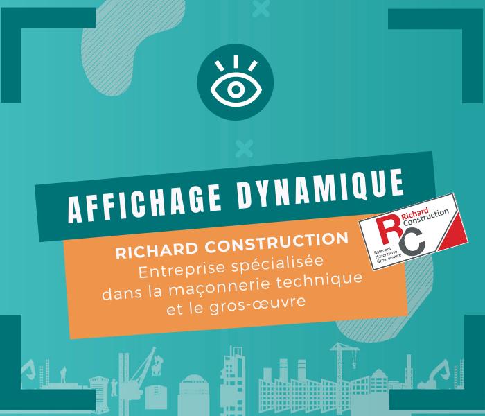spot richard construction par digibat